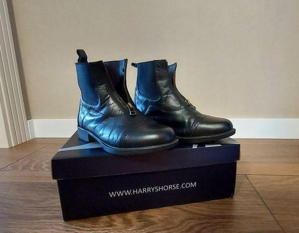 Ботинки для верховой езды размер 37