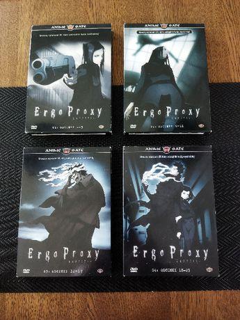 ERGO PROXY - 4 DVD KOMPLET [odcinki 1-23] !