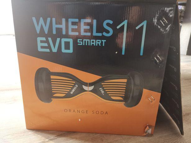 Skymaster Wheels Evo 11 Smart deskorolka elektryczna