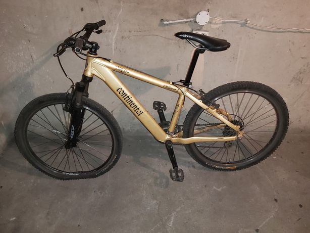 Zamienie Rower Continental