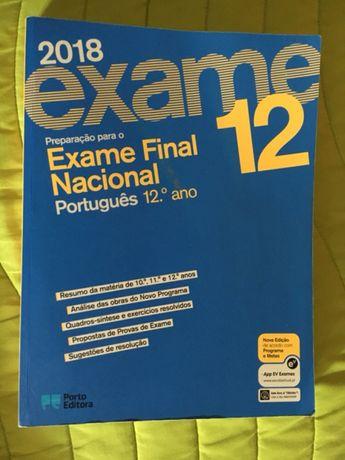 Preparação para o Exame Final Nacional Português 12
