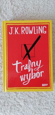 """J. K. Rowling """"Trafny wybór"""""""