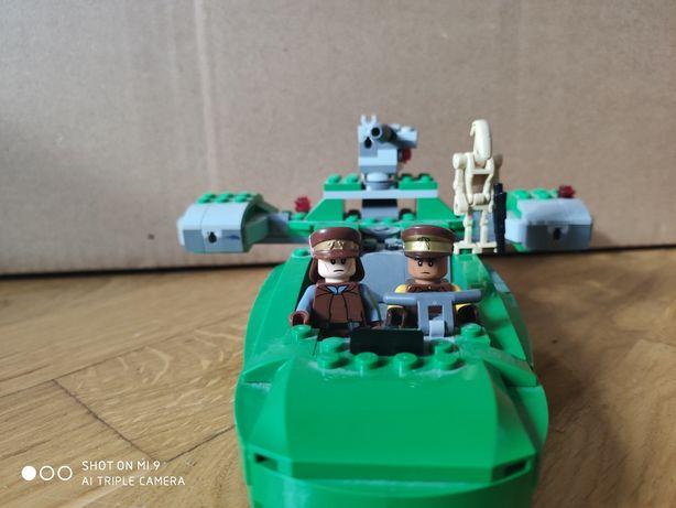 Лего зоряні війни зелений спідер lego star wars