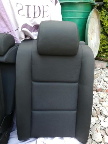 Fotele Audi a4 b6