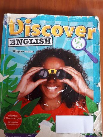 Oddam podrecznik do nauki angielskiego  kl.6 Discover