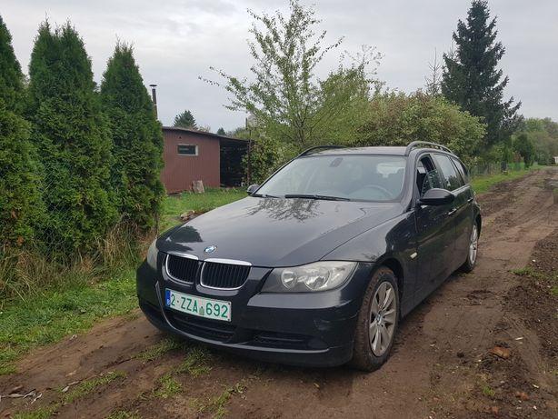 BMW E91 z 2007 r 318d