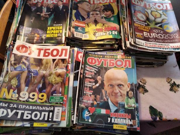 Журнал Футбол(Украина) 2003-2012г.г