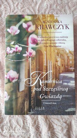 """,,Kamienica pod Szczęśliwą Gwiazdą"""" Agnieszka Krawczyk"""