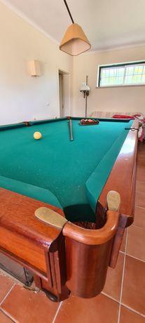 Mesa de snooker/bilhar