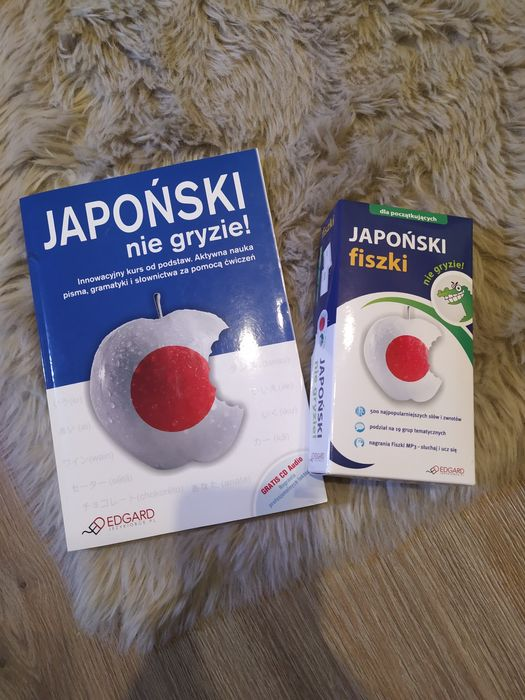 Książka z fiszkami do nauki japońskiego Wrocław - image 1