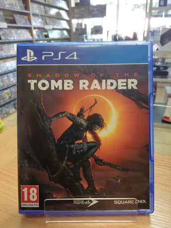 PS4 Shadow of The Tomb Raider PL Dubbing Playstation 4