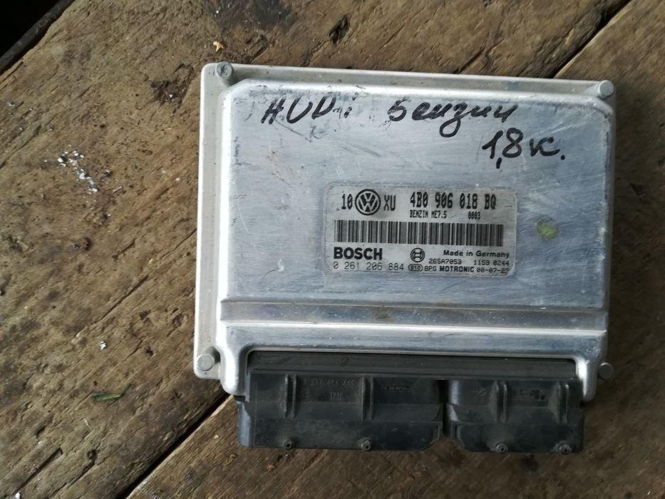 Блок управления Фольксваген Пассат Б5 / Volkswagen Passat B5 Угринов - изображение 1