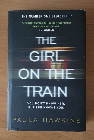 The Girl on the Train / Paula Hawkins / Твердый переплет