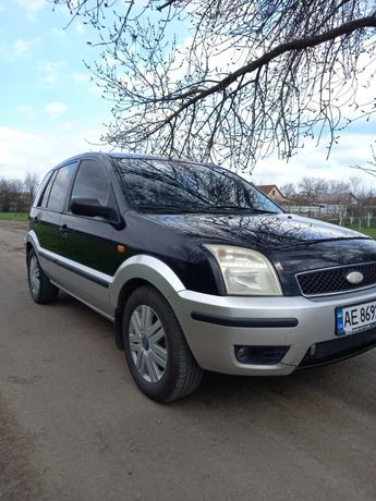 Ford Fusion 1.6 2003