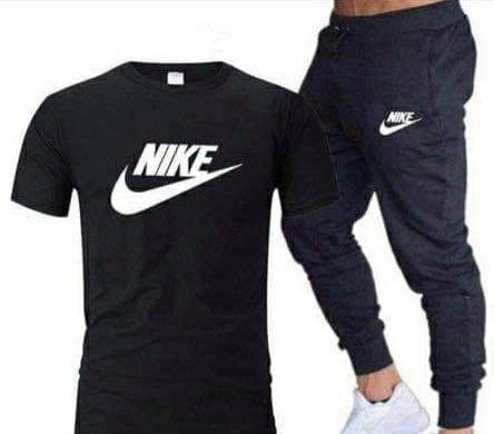 Komplet Nike czarny L