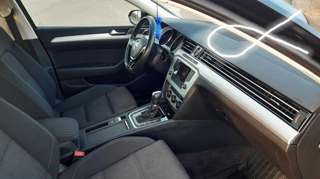 Passat b8, Volkswagen 2015г.