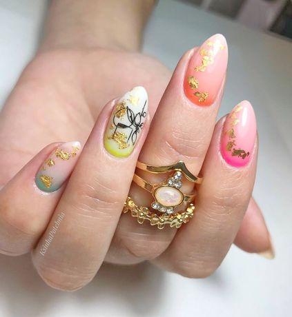 Дизайны ногтей!!!Покрытие гель лаком!!!