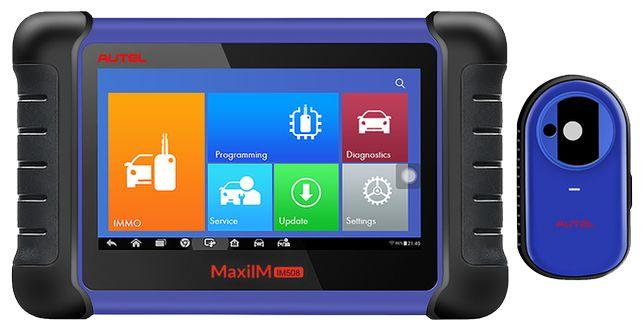 Autel MaxiIM IM508PRO - Diagnóstico e programação de chaves