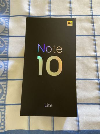 Xiaomi note 10 lite 4G/64GB