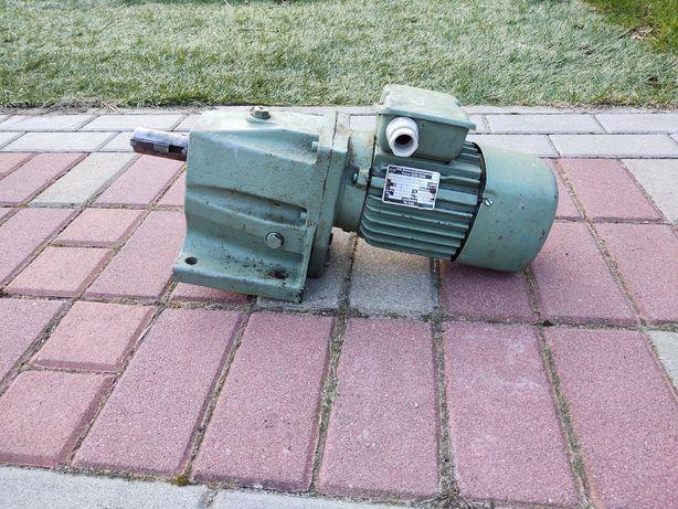 Motoreduktor 0,37kw 40obr/min z hamulcem