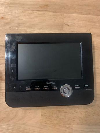 Przenośne DVD Technika
