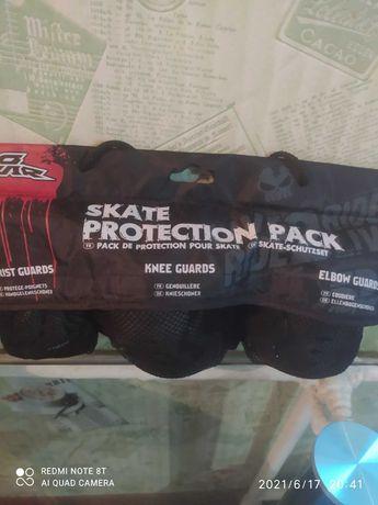 комплект защитных щитков для спорта