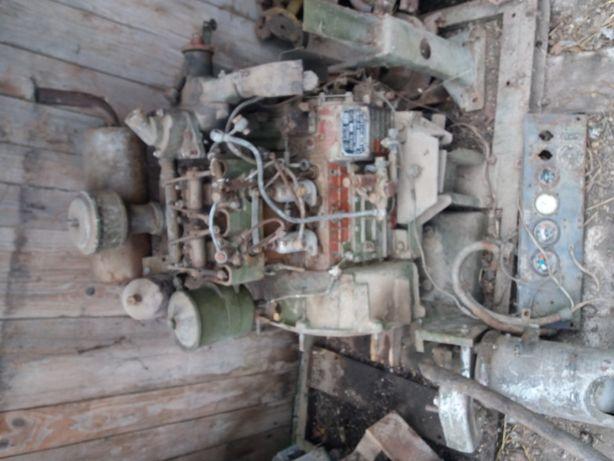 Двигун, генератор від електростанції