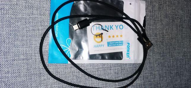 Kabel magnetyczny USB typu C