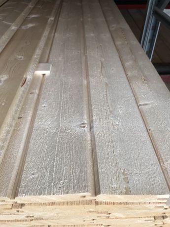 Panel elewacyjny 22x145mm ze Skandynawii