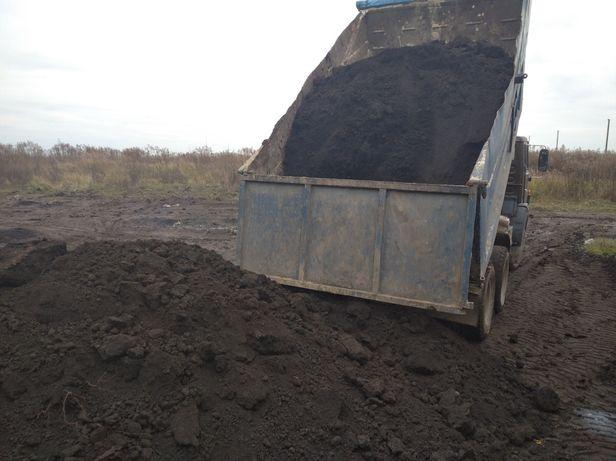 Торф, чорнозем, грунт, глина дрова кора камінь щебінь пісок чернозем
