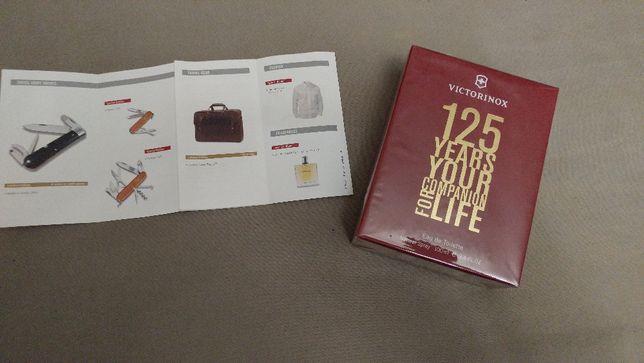 Туалетная вода - Victorinox Swiss Army 125 Years Limited Edition