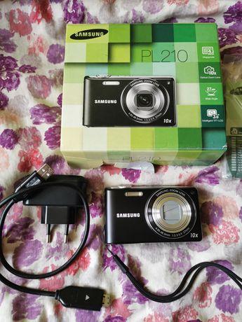 Aparat samsung pl 210 smart camera 10 krotny zoom