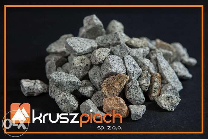 Grys Granit Ozdobny 11-16 mm Ogród Taras Kamień Olkusz - image 1