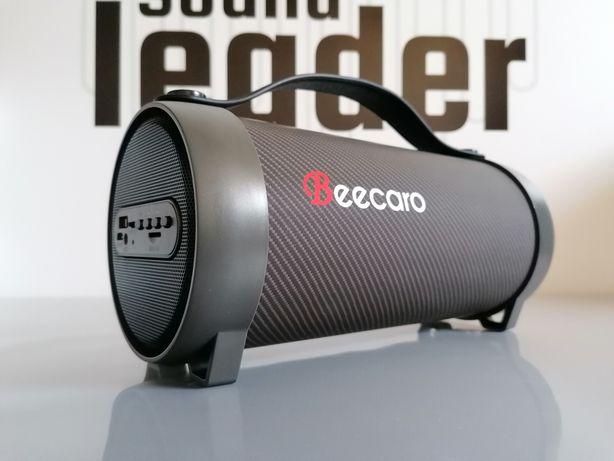 Głośnik bezprzewodowy bluetooth radio odtwarzacz MP3