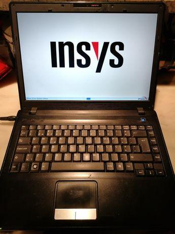 Portátil Insys com webcam e carregador - Windows 10