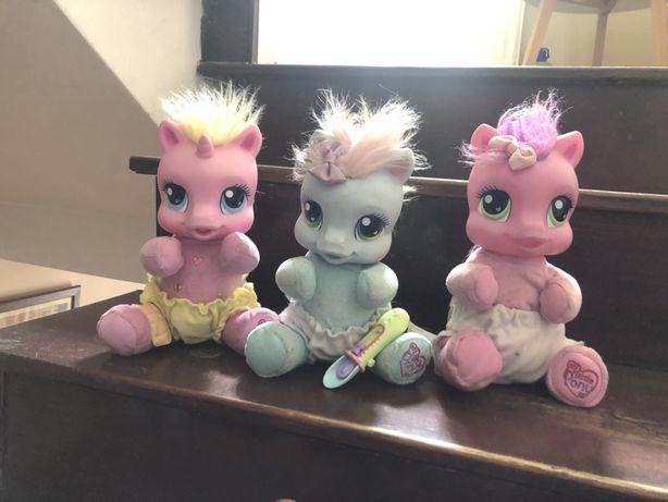 Interaktywne Kucyki Pony