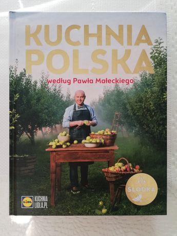 Książka Kuchnia Polska według Pawła Małeckiego