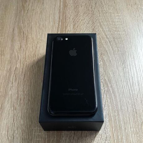 iPhone 7 Jet Black 128gb (Neverlock)