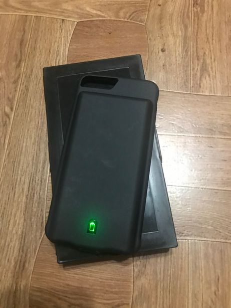 Power Bank iPhone 7 plus Чехол Повер Банк 7000 mAh