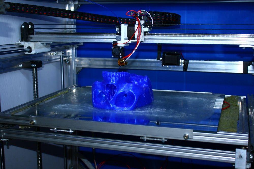 3Д печать (FDM, SLA) крупногабаритная. Киев - изображение 1