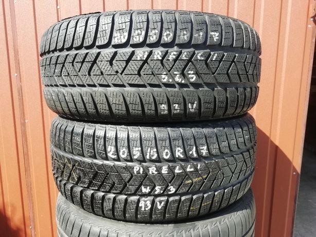 205/50 R17 93V - Pirelli Winter Sotto Zero 3 (2 sztuki)