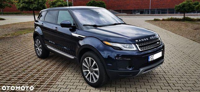 Land Rover Range Rover Evoque RANGE ROVER EVOQUE HSE 2.0 Si4 4x4 F VAT 23% Cena brutto
