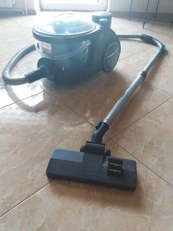 odkurzacz z filtrem wodnym bezworkowy