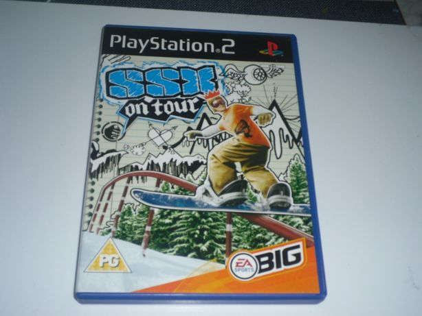SSX on Tur Ps2 Playstation 2