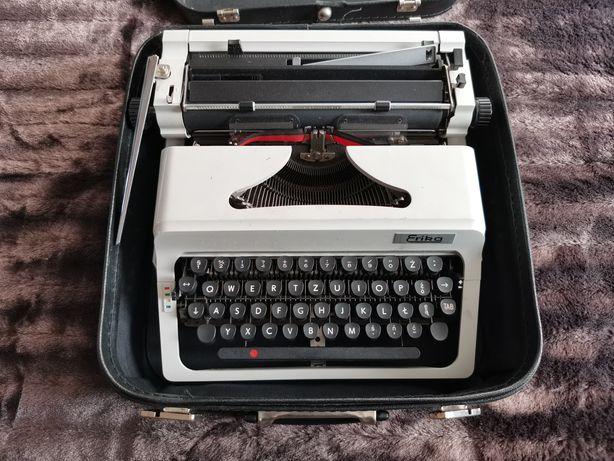 Maszyna do pisania Erika PRL retro