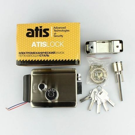 Электромеханический замок Atis Lock SS, Lock SS CK