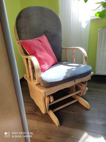 Fotel pływający bujany fotel do karmienia