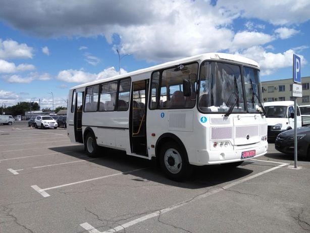 Новый автобус ПАЗ 4234 2021 год