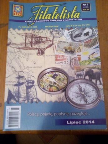 Filatelista.nr.7/2014.