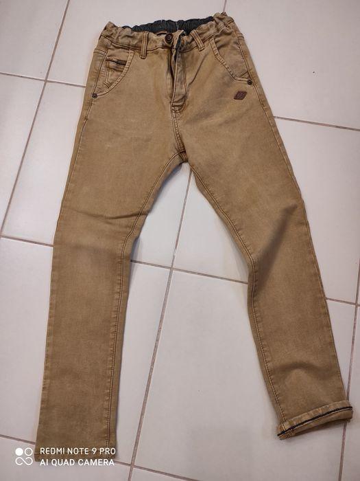 Spodnie Zara roz.128 Jadwiniew - image 1